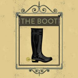 logo for the boot